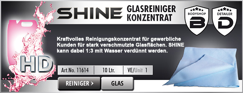 Shine_Glasreiniger